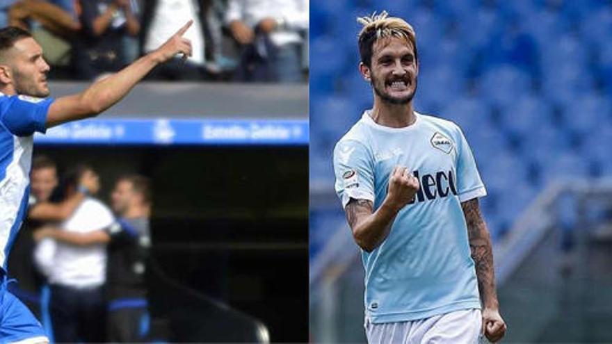 Un gol herencia de Luis Alberto