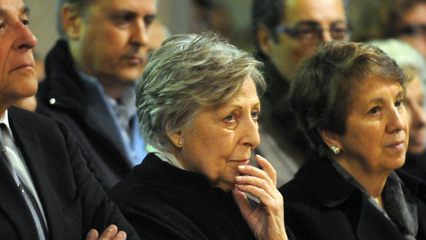 Mor Emília Serra, cuidadora i companya de confidències de Mossèn Ballarín
