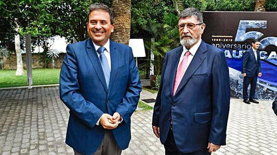 Los 50 años de la firma Nautical en La Luz congregan a la comunidad portuaria capitalina