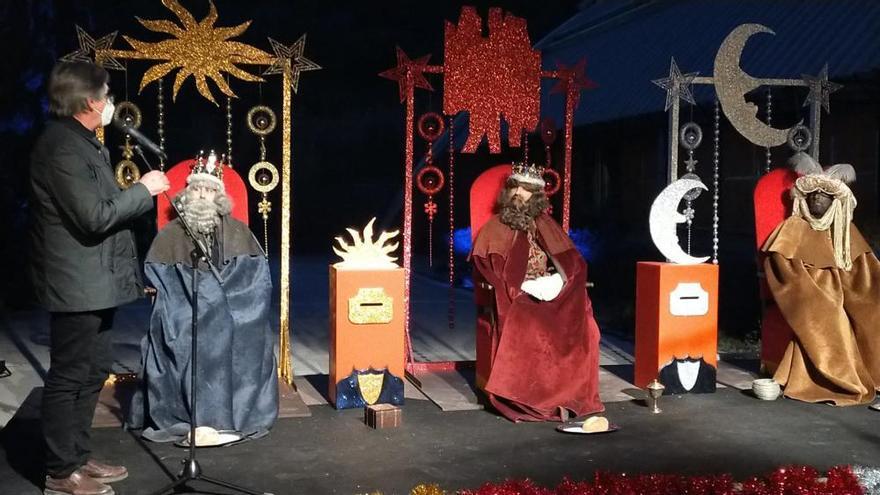 Arribada dels Reis d'Orient a Puig-Reig