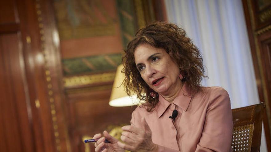 Montero anuncia que Navantia construirá un patrullero para la Marina Real de Marruecos