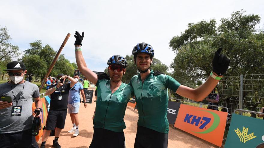 En imágenes la etapa final de la Andalucía Bike Race
