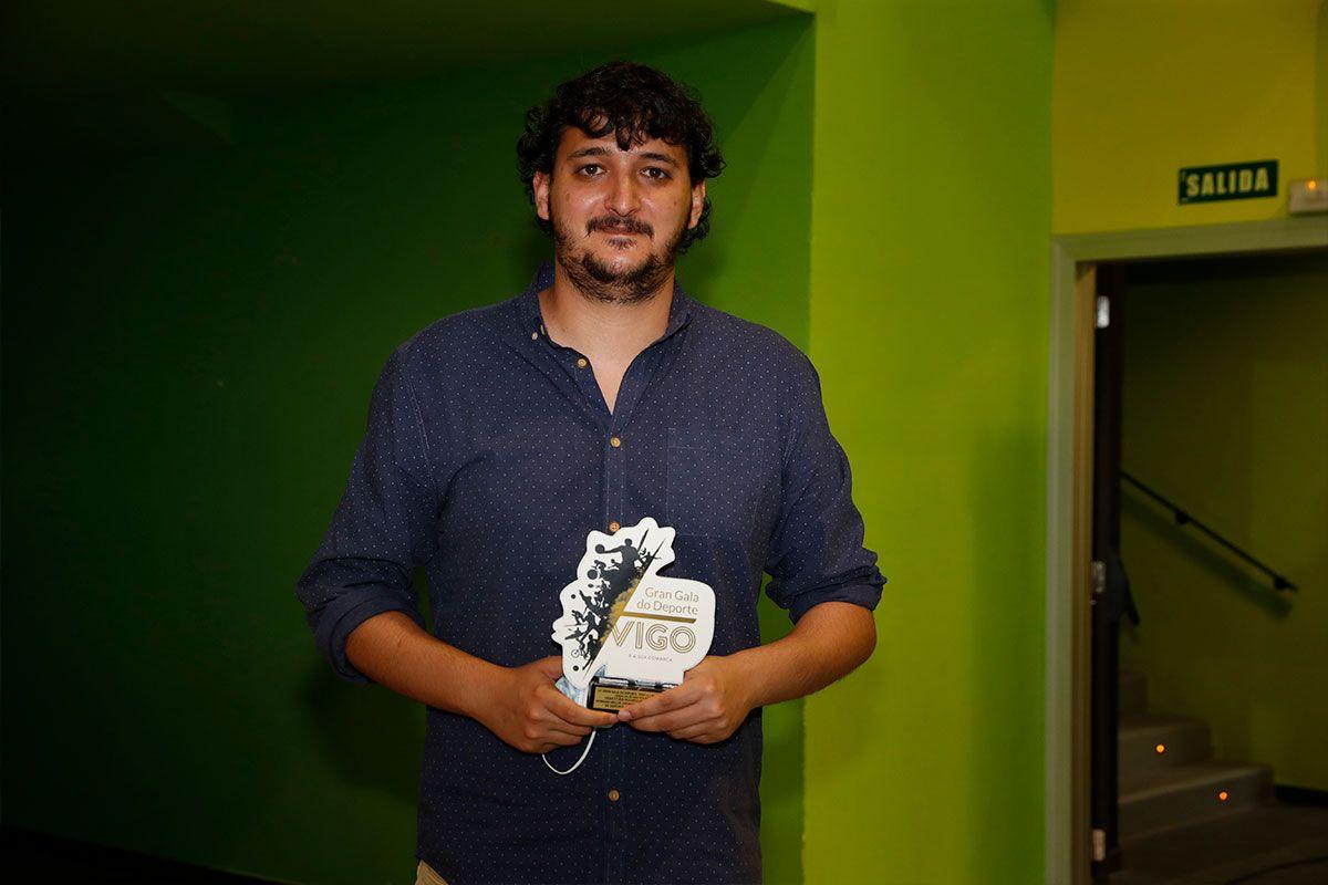 Xavier, sobrino de Chano Rodríguez