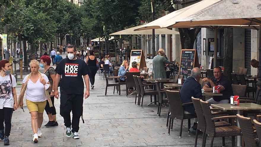 Catalunya registra 558.953 turistes durant el mes de maig, un 72% menys respecte als mesos prepandèmia