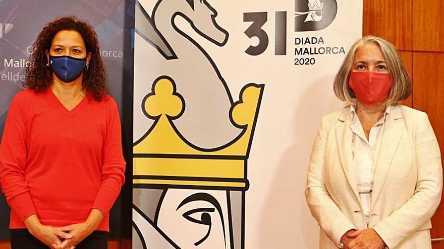 La Diada de Mallorca homenajeará a las víctimas del coronavirus