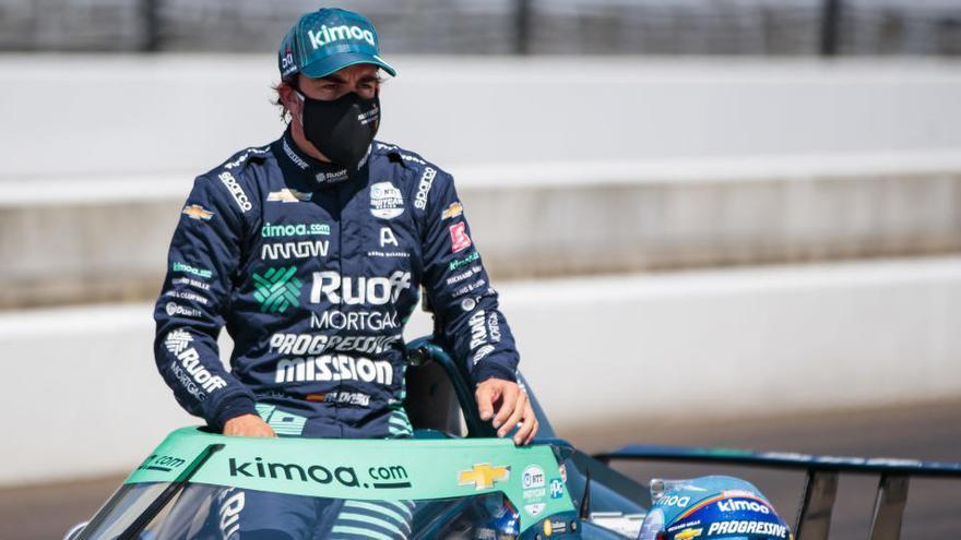 Alonso, obligado a la épica para ganar en Indianápolis