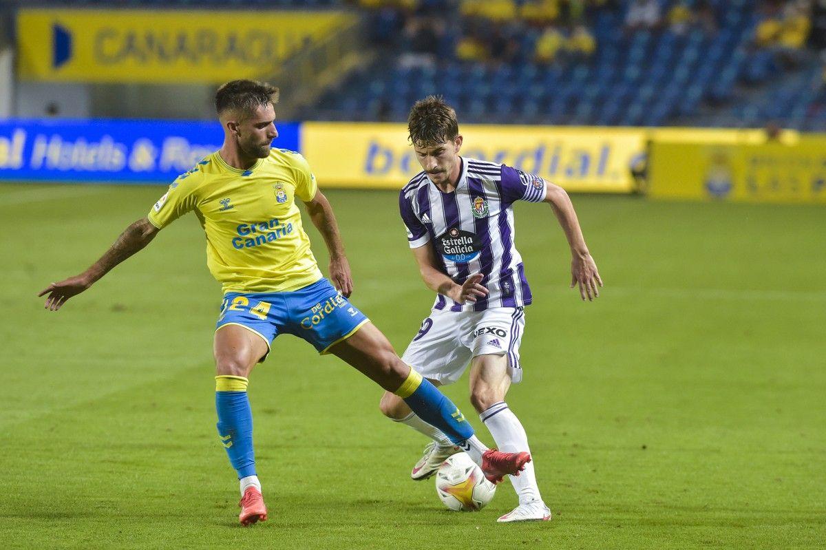 UD Las Palmas - Real Valladolid