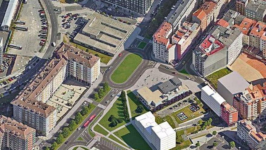 El Concello negocia con ADIF y Xunta que financien los accesos a la intermodal