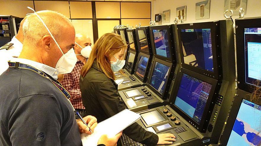 Arrancan las pruebas del Sistema de Combate del submarino S-81 Isaac Peral