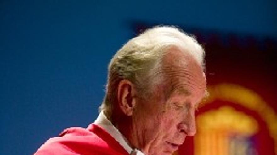 Fallece el Honoris Causa de la UA Eugenio Bulygin