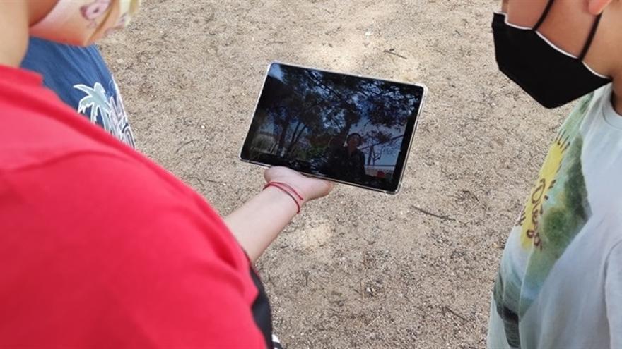 El CEIP Sant Roc de Silla impulsa un projecte per a conèixer els seus arbres