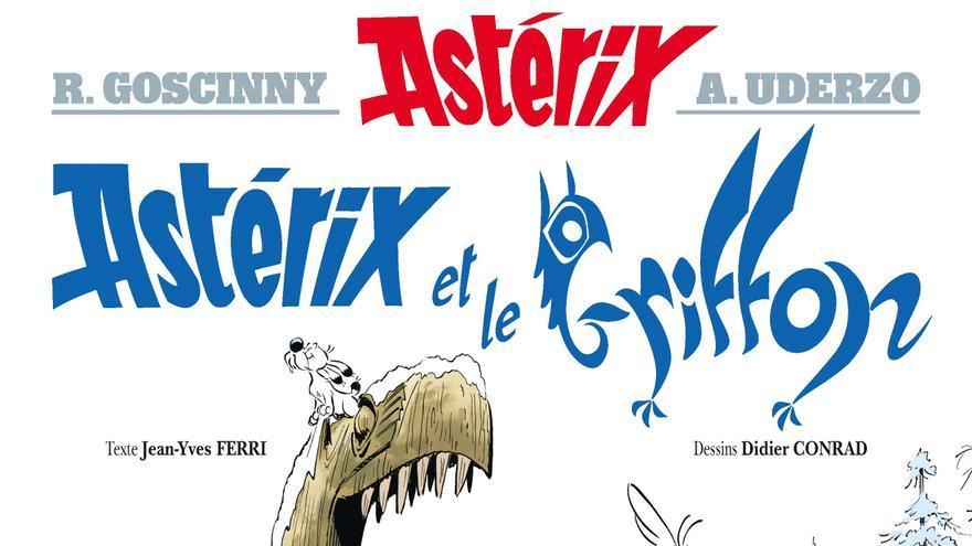 La nueva aventura de Astérix y Obélix