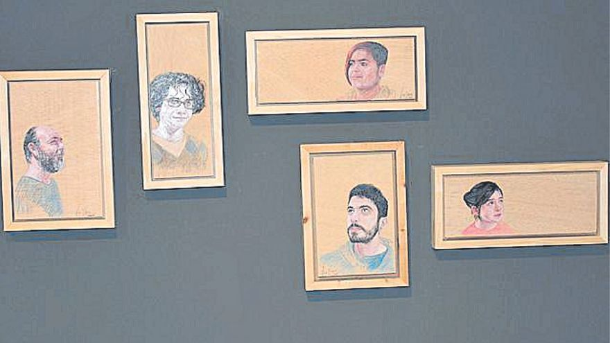 El realismo de los retratos  de  José Cerezo, en el MUA