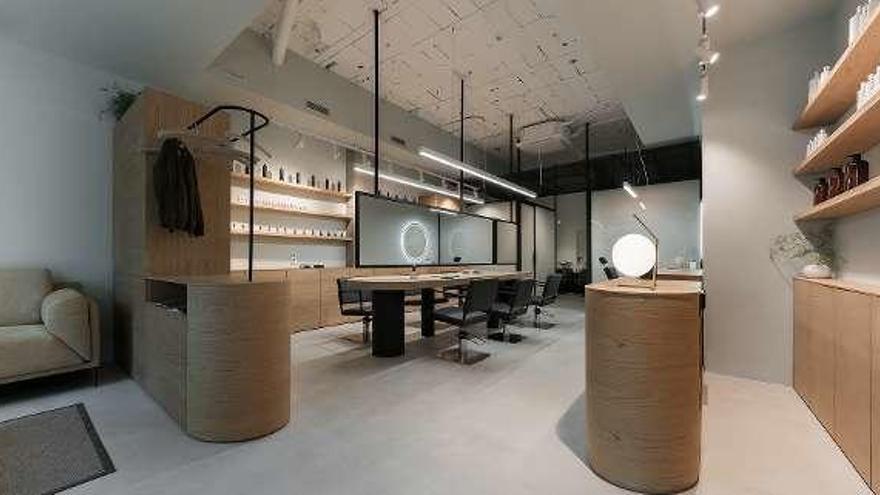 Los arquitectos premian dos trabajos realizados en la ciudad de Pontevedra