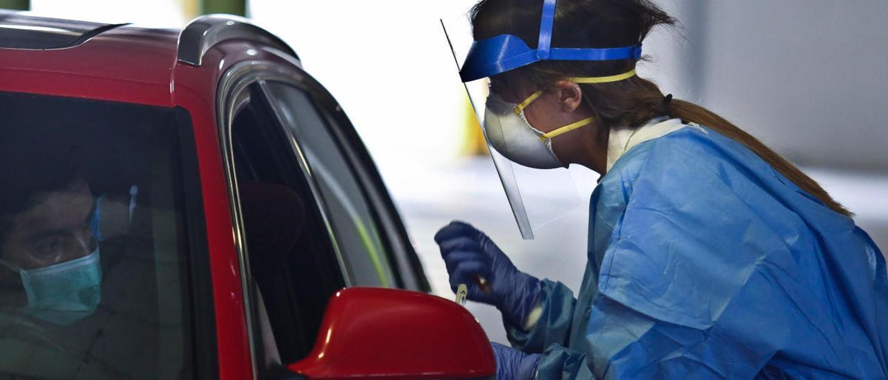 Un ovetense en ERTE que fue en coche a Barcelona, primer contagiado en 25 días