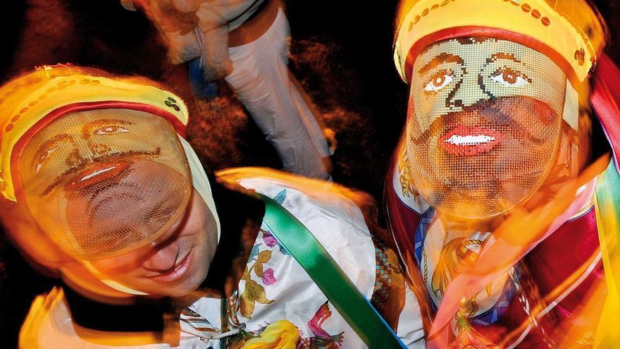 Alma de las 'Fiestas de Canarias'