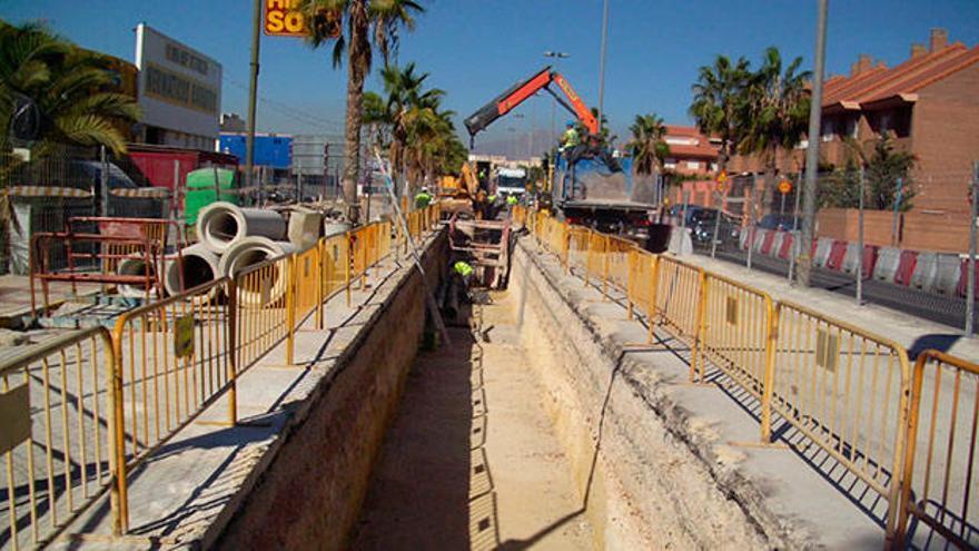 Inversión millonaria en cuatro barrios de la zona norte de Alicante