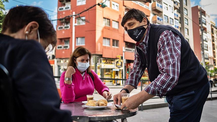 Canarias rescatará a la hostelería con ayudas directas a pymes y autónomos