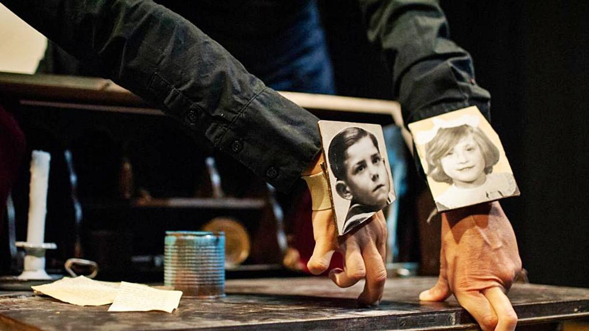 'Cometagiroavió', de Centimets Teatre, se podrá ver el próximo día 13 de noviembre.