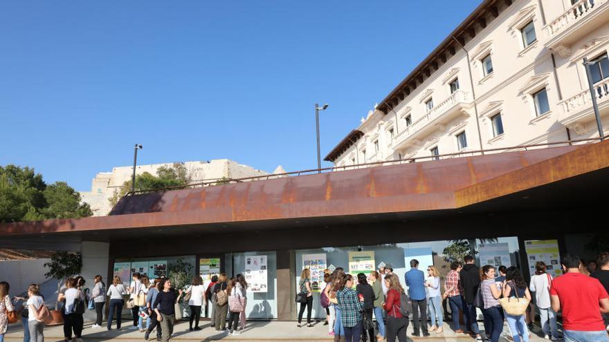 Los alumnos inscritos en la UNED en Ibiza aumentan este curso un 14,6%