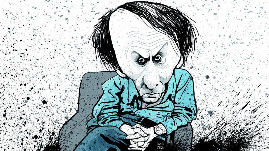 La caída según Houellebecq