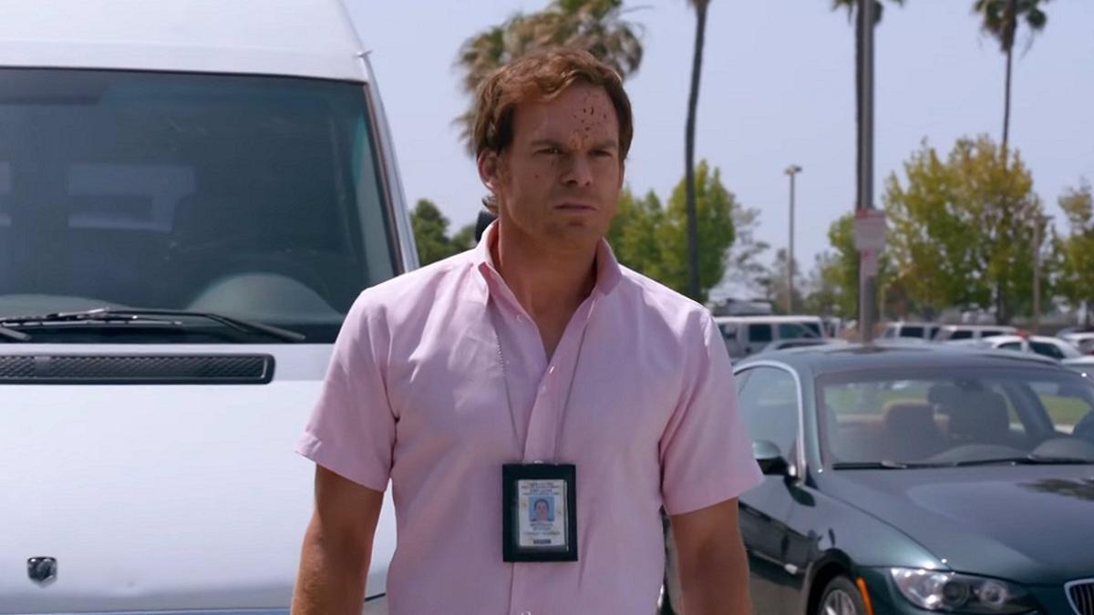 Fotograma de 'Dexter'.