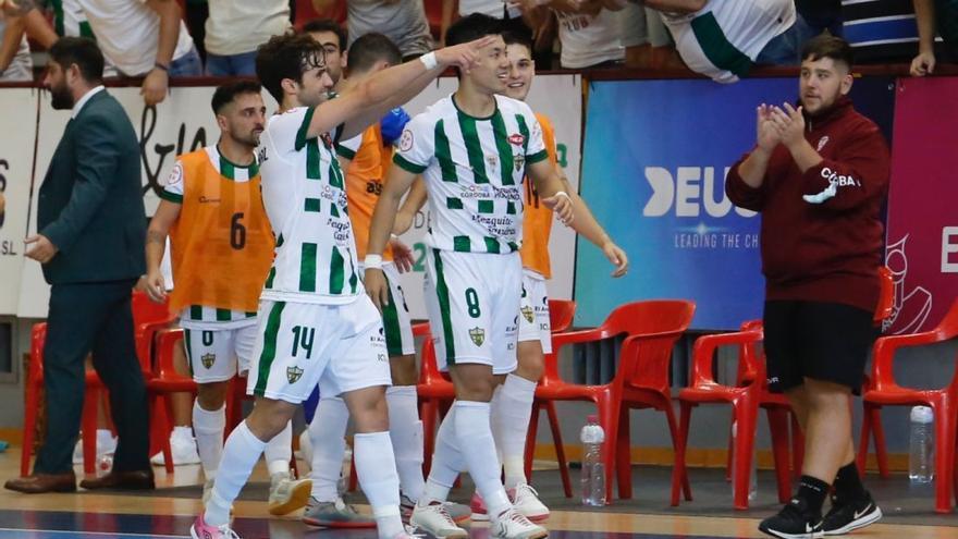 El cierre del Córdoba Futsal Pablo del Moral, en el equipo ideal de la jornada