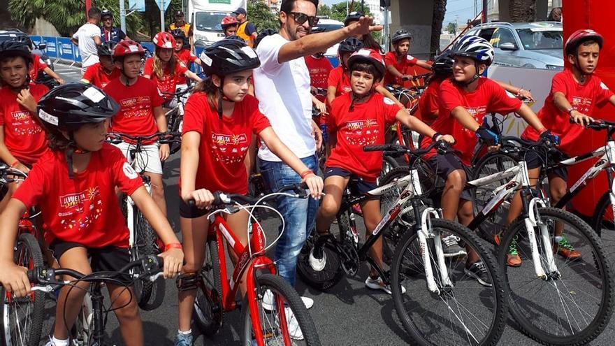 La Vuelta Junior Cofidis impulsa en Córdoba la cantera del ciclismo