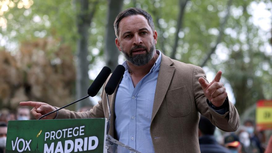 """Abascal, sobre la carta a Iglesias: """"Condenamos la violencia, pero apesta a montaje"""""""