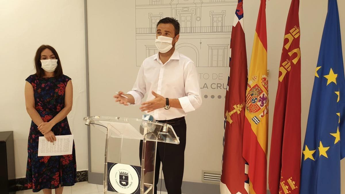 El Ayuntamiento de Caravaca repartirá otras 5.400 mascarillas