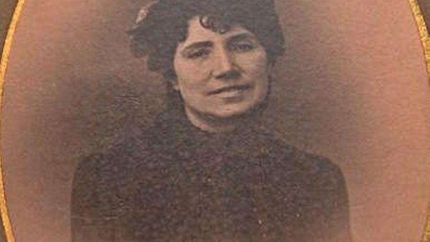 Hallada una carta inédita de Rosalía de Castro a un colaborador de Murguía