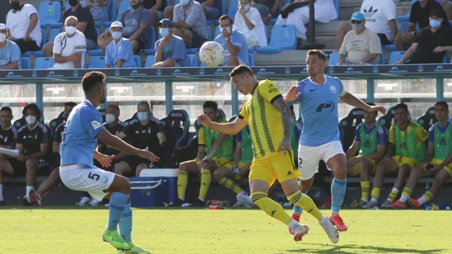 El Oviedo se sitúa séptimo, a un punto del play-off de ascenso