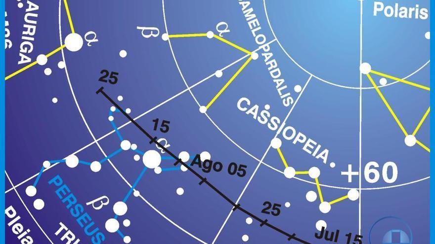 Tränen des Laurentius: die besten Orte für Sternengucker auf Mallorca