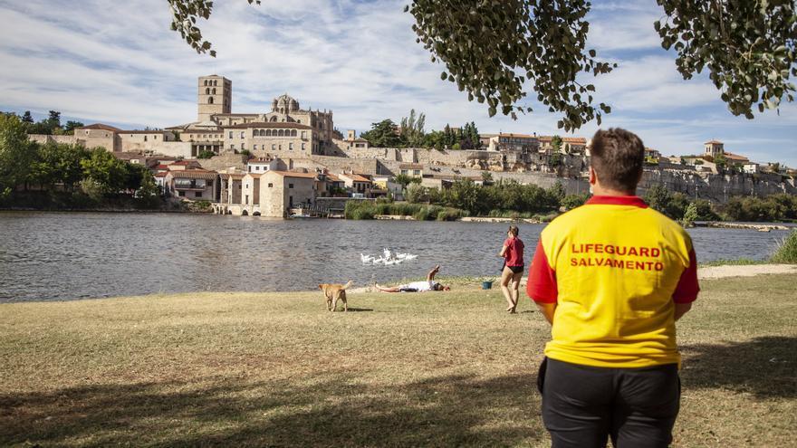 Una cámara buscará el vertido de aguas fecales al Duero en Zamora