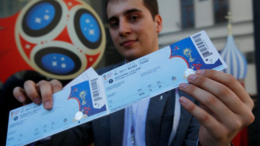 FIFA cuelga cartel de no hay billetes en nueve de las once sedes mundialistas
