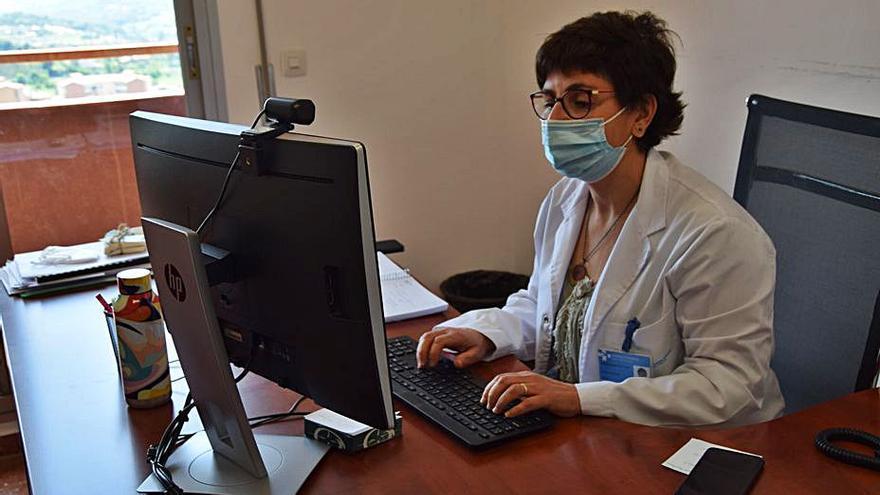 L'Hospital de Berga reobrirà dilluns el seu Hospital de Dia Psicogeriàtric