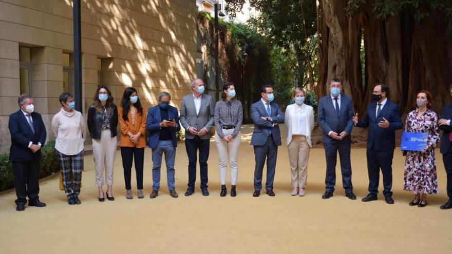 Las prioridades de los fondos de la UE en Alicante: turismo, sanidad y digitalización