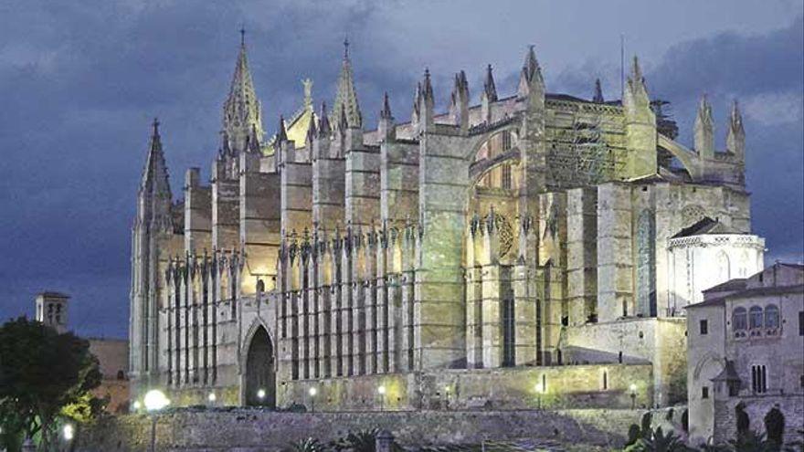 Arte gótico en la Catedral y al MASM