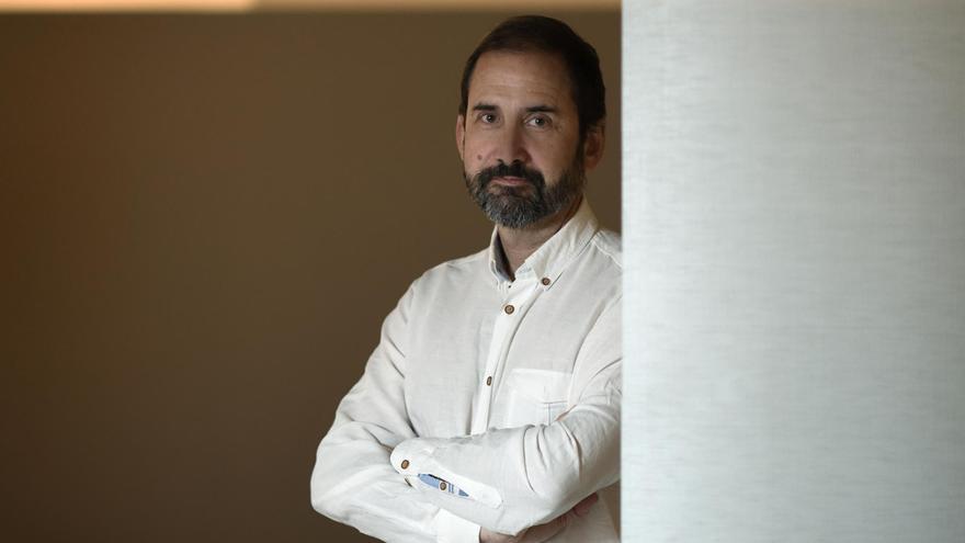 """Joaquín Berges: """"Me gusta unir el humor y la emoción en mis obras"""""""