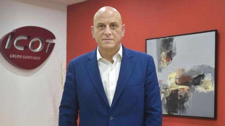 """Domingo Montes de Oca: """"Llevaremos la experiencia de Canarias a la Península"""""""