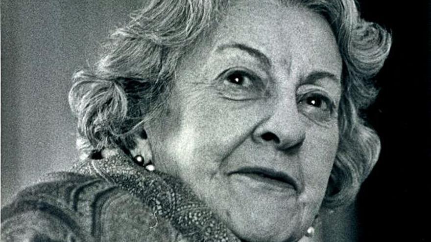 Pilar Juncosa, la mujer que forjó la Fundació Miró