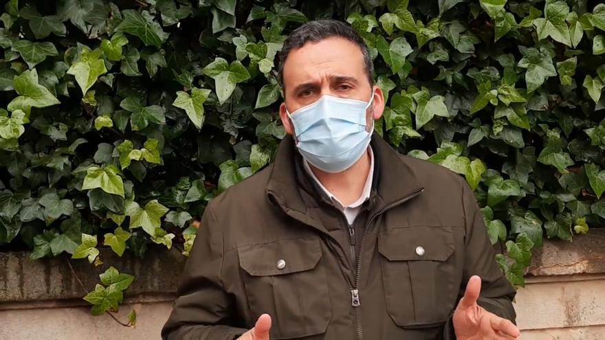 """El PSOE exige a Canteli que cese a los responsables de la adjudicación """"a dedo"""" del """"Espacio Navidad"""" de 2019 a Metrópoli"""