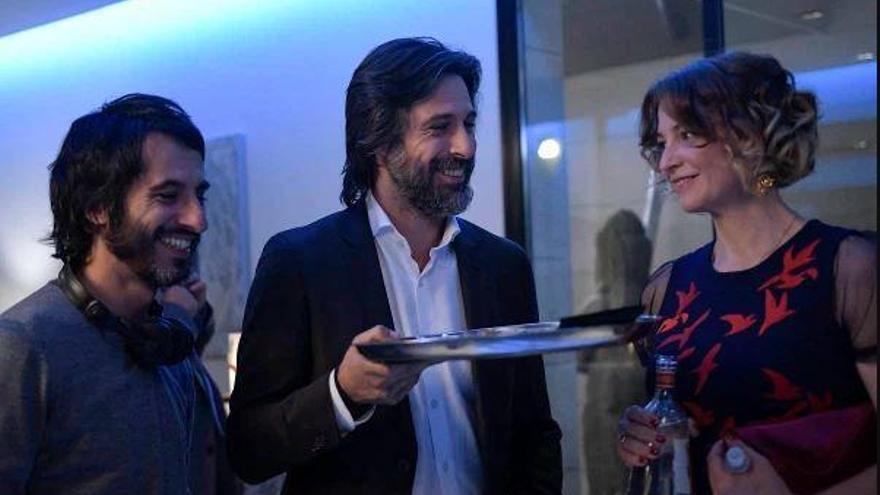 Sergio Sarria o el éxito de una serie que aún no se ha estrenado