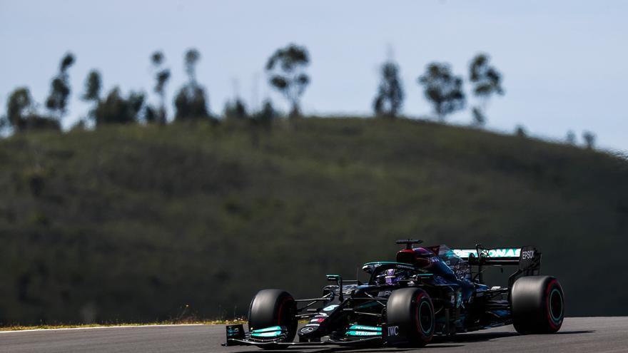 Hamilton gana el Gran Premio de Portugal