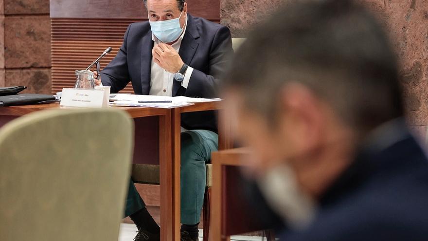 Sanidad culpa a ayuntamientos y cabildos de 'colar'  a sus políticos