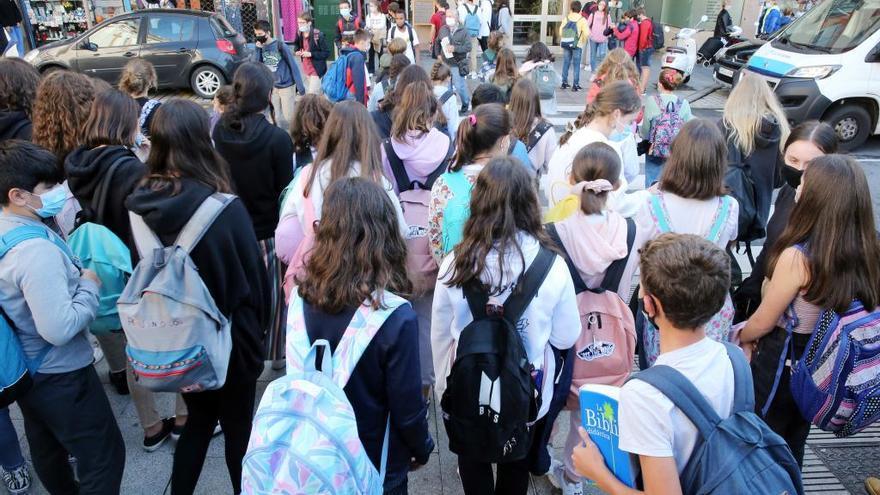 El debate sobre la jornada continua en los colegios coge fuerza con las restricciones