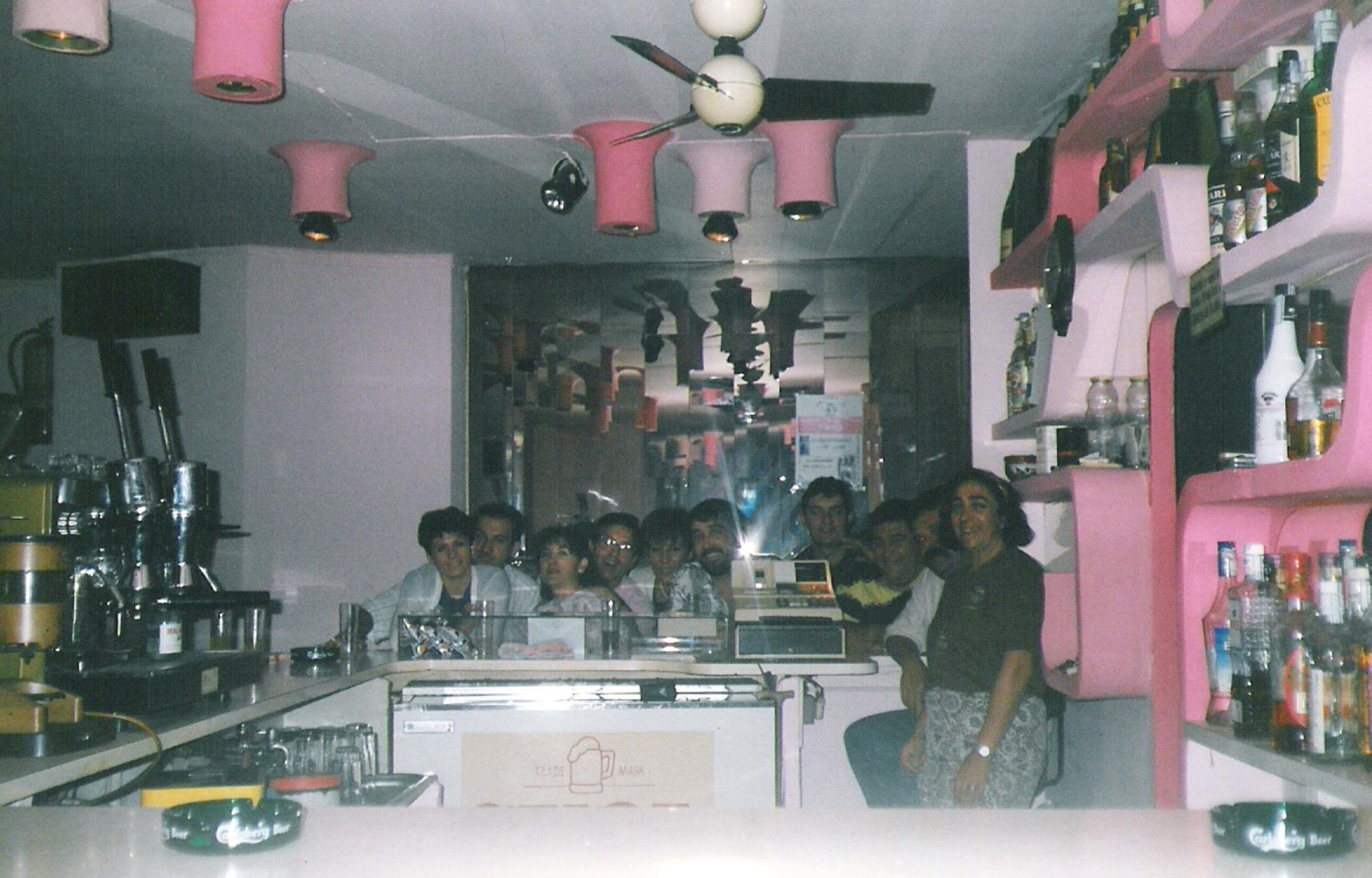 Recuerdos de 32 años en la discoteca Club 47 de Almenara