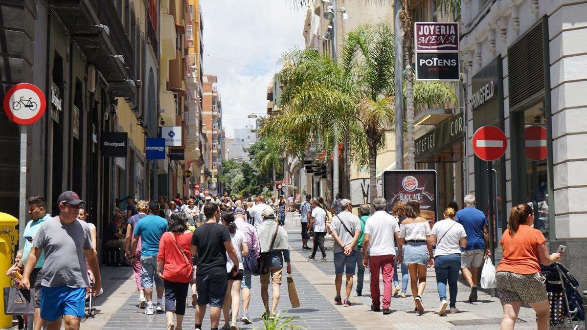 Canarias, con una media de 82,5 años, entre las comunidades con menos esperanza de vida