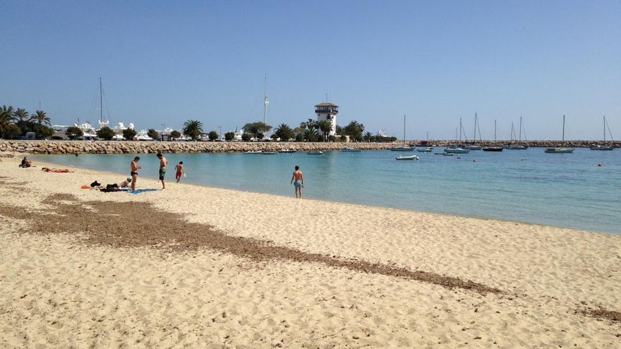 Las 10 mejores playas urbanas en Mallorca