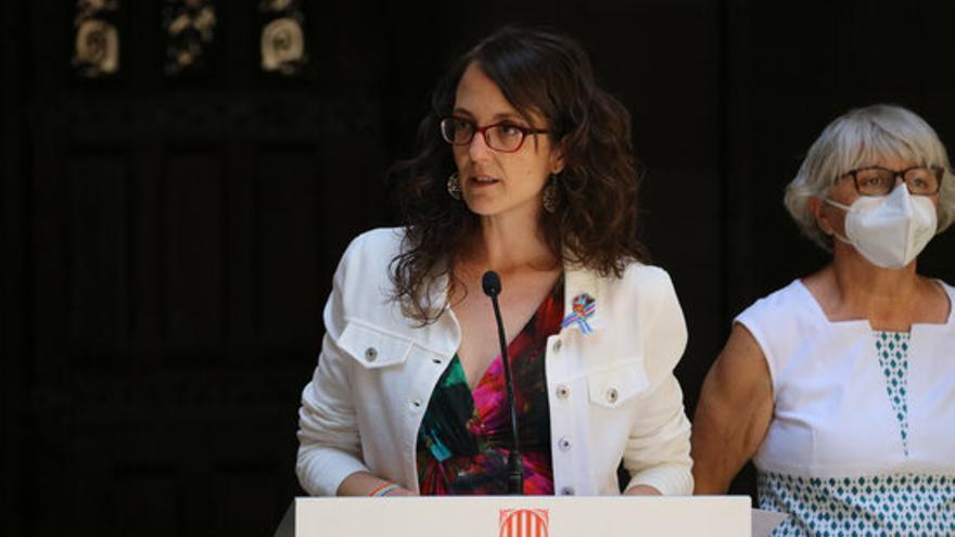 """Verge denuncia que la violència masclista a les xarxes """"no pot ser el cost de fer política per a les dones"""""""